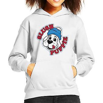 Slush Puppie 00's Logo Kid's Hooded Sweatshirt