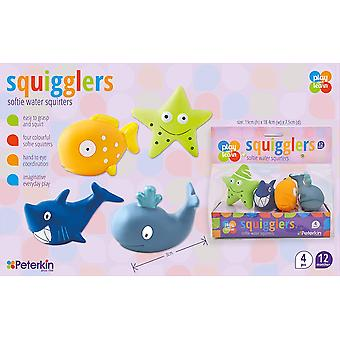 Peterkin Squigglers Water Squirters