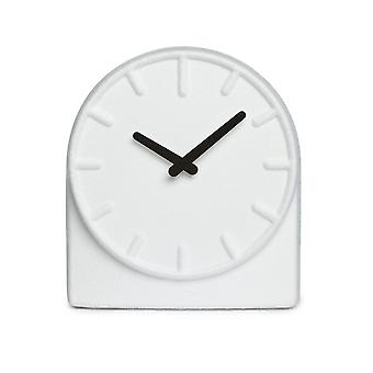 Leff Amsterdam LT17011 Felt Table Clock White