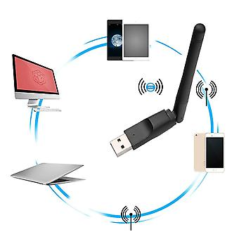Mini Wireless Usb Wifi Adapter Network Lan Card Mt7601 150mbps 802.11n/g/b