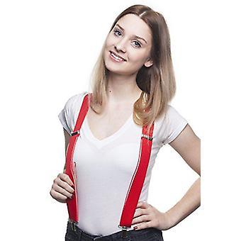 Shenky suspenders in 3 clips Y-shape unisex