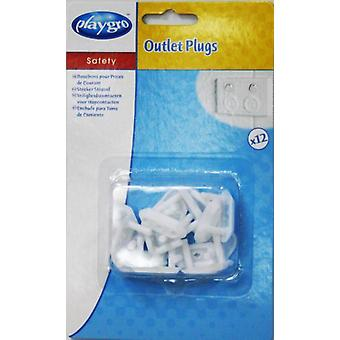 Playgro Protect Plugs with Key 12 Units