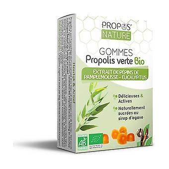 Organic eucalyptus grapefruit seed gums 45 g