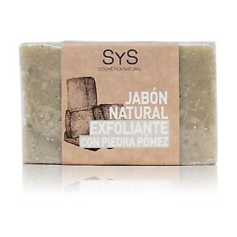 Natural Soap with Exfoliating Pumice Stone 100 g