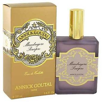 Mandragore Pourpre By Annick Goutal Eau De Toilette Spray 3.4 Oz (men) V728-501566