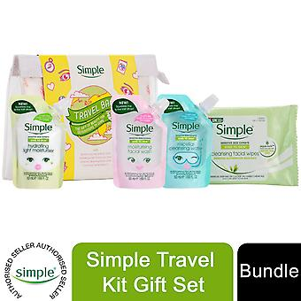 Simple Moisturising Gift Of Beauty Travel Bag For Generation To Come, 50ml