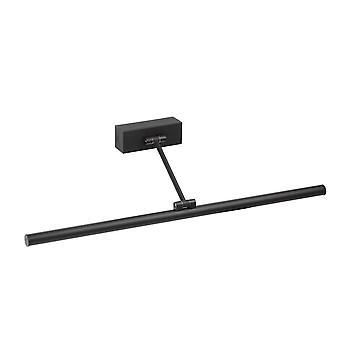 Faro MAGRITTE-3 - Integrert LED Picture Light Wall Light Black, 3000K