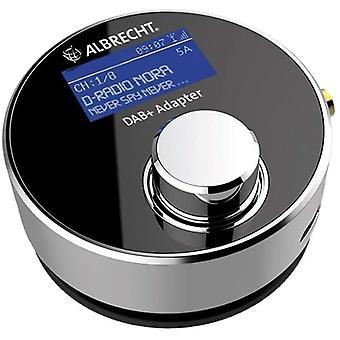 HanFei DR 54 DAB+ Digitalradio Adapter frs Autoradio oder Wohnzimmer, 27259, Kabellose bertragung per