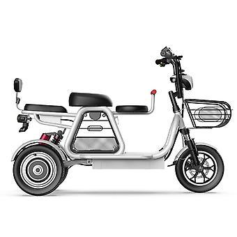 Elektrofahrrad Eltern-Kind 3 Räder Elektrofahrrad große Lithium-Batterie
