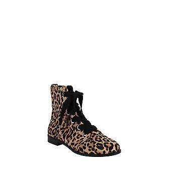 Kate Spade | Romia Leopard Print Kalv HårStøvler
