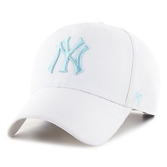 47 Merk Verstelbare Cap - MLB New York Yankees witte lucht