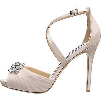 Badgley Mischka Women's Sadie Heeled Sandal