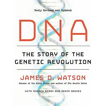 DNA av James D Watson & Andrew Berry & Kevin Davies