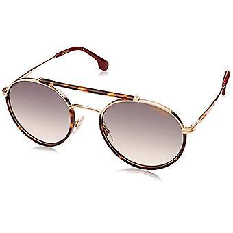 Carrera 208/S Sunglasses, Red Gold, 54 Unisex-Adult