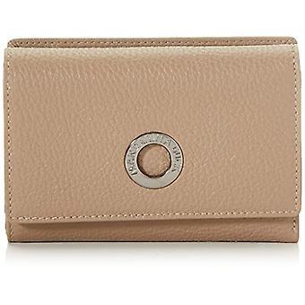 Mandarin Duck Mellow Leather Wallet/Black, Mujer, Gris (Ánfora), 19x10x2.0999998999999998 cm (W x H x L)