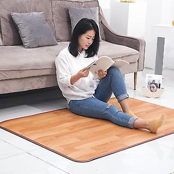 Flera storlekar elektrisk värmeplatta, termisk fot fötter varmare, uppvärmd golv