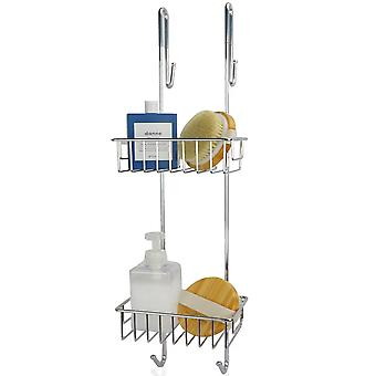 Over Screen Shower Caddy   M&W