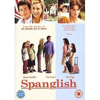 Spanglish DVD