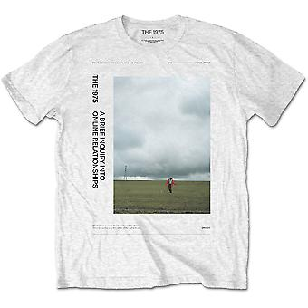 The 1975 - ABIIOR Side Fields Men's X-Large T-Shirt - White