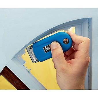 Draper Soft Grip Geri Çekilebilir Pencere Sıyırıcı 5 Bıçak