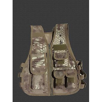Veste tactique Mandrake pour les jeux et l'entraînement scout uniformes Gilet