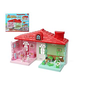 Doll's House Changealle Combination Plastic (46 x 35 cm)