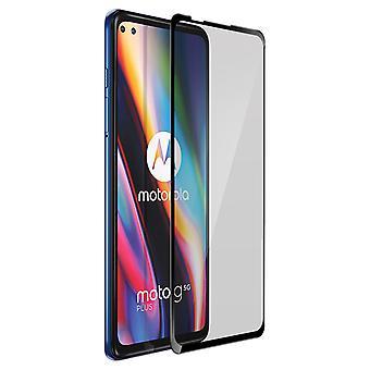 Screen protector Motorola Moto G 5G Plus Tempered Glass 9H Beveled Edge Black