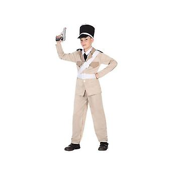 Disfraz para niños Oficial de policía