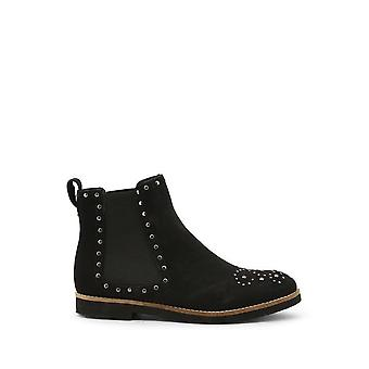 Roccobarocco - Sapatos - Botas de tornozelo - ROSC0X102CAMSTD-NERO - Mulheres - Schwartz - EU 37