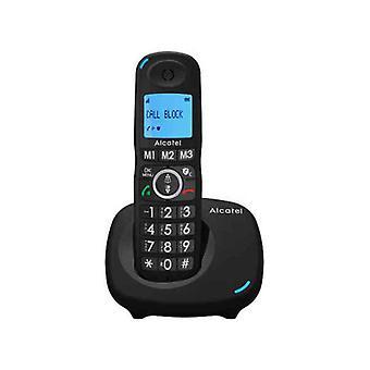 Langaton puhelin Alcatel XL535 DUO Black (2 kpl)