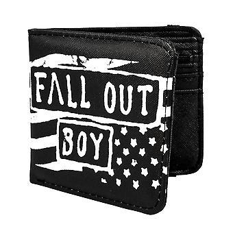 Rock sax faller ut pojke plånbok