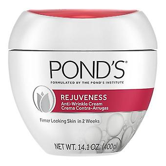 Pond's Anti-Wrinkle Face Cream With Alpha Hydroxy Acid and Collagen 14.1 oz