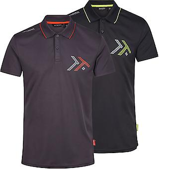 Tactical Threads Mens 2 Pack Quick Dry Polo Shirt