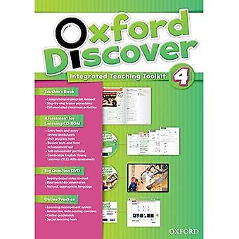 Oxford Discover: 4: Integrerad verktygslåda för undervisning