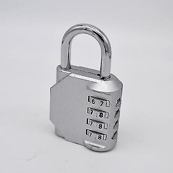 4 cijfer combinatie wachtwoord slot veiligheid slot koffer bagage code slot hangslot slotenmaker tools