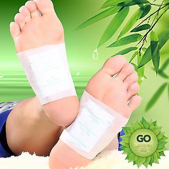 10pcs Adhésifs Detox Pied Patch Naturel Améliorer Sommeil Beauté Minceur Pad