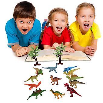 Lichtgevende dinosaurus model speelgoed light-up dierlijke figuur dinosaurus speelgoed voor kinderen