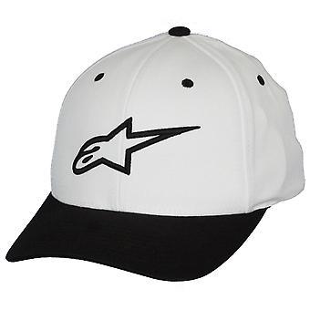 Alpinestars Flexfit křivka Cap ~ bez agarů w/BCK