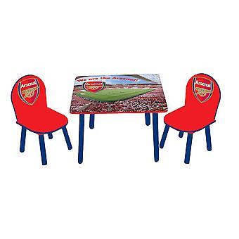 Arsenaal Kids tafel en stoel Set