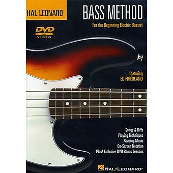 Hal Leonard Bass Method [DVD] USA import