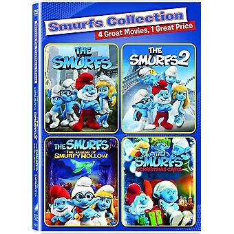 Smurfarna 2 / Smurfar / Smurfarna: legenden av Smurfy [DVD] USA import