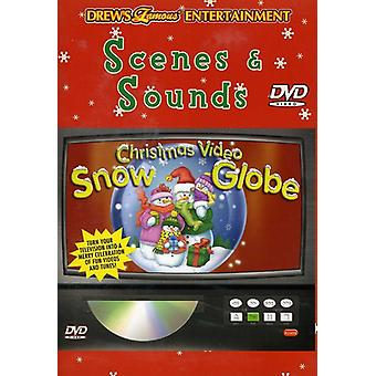 Importer des USA de la boule à neige Noël vidéo [DVD]