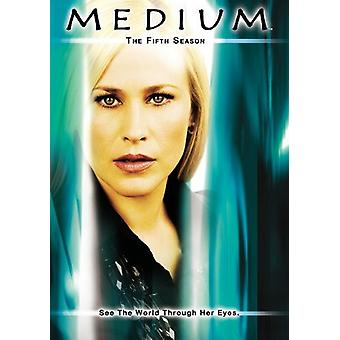 Medium - Medium: Säsong 5 [DVD] USA import