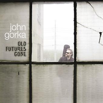 John Gorka - Old Futures Gone [CD] USA import