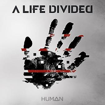 人生の分割 - 人間 [CD] アメリカ インポートします。