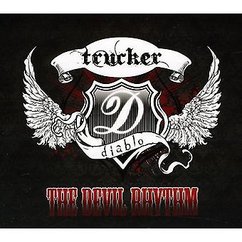 Trucker Diablo - Devil Rhythm [CD] USA import