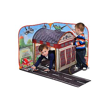 Planes 3D Game Tent Hangars Airplanes