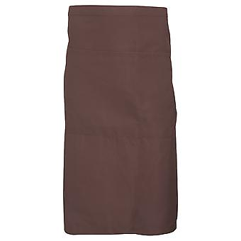 Dennys Adults Unisex Catering Waist Apron With Pocket