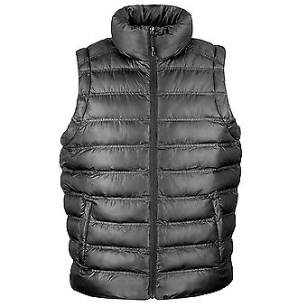 Result Mens Ice Bird Padded Bodywarmer / Gilet Jacket