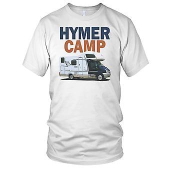 Hymer Camp Motorhome Ladies T Shirt